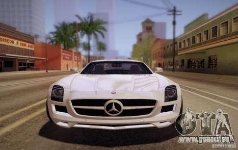 CreatorCreatureSpores Graphics Enhancement für GTA San Andreas achten Screenshot