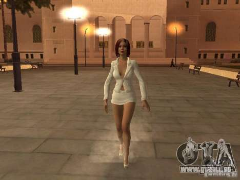 Black Stallion Peds für GTA San Andreas zweiten Screenshot