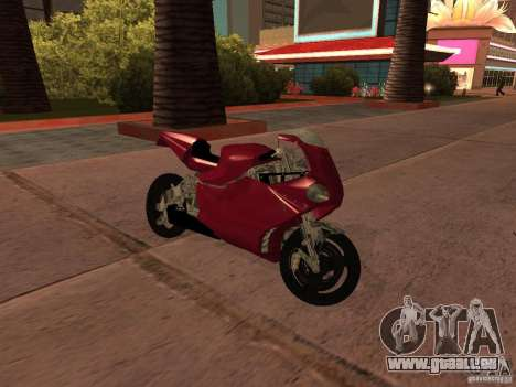 Turbine Superbike pour GTA San Andreas