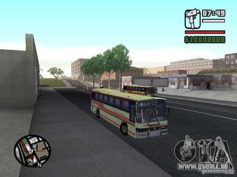MARCOPOLO III SCANIA 112 für GTA San Andreas rechten Ansicht