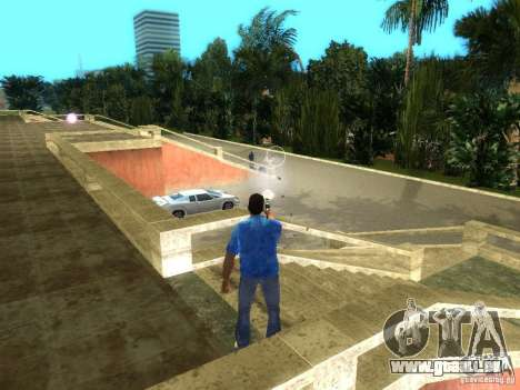 New Reality Gameplay für GTA Vice City dritte Screenshot