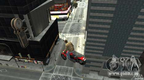The Lost and Damned Bikes Nightblade pour GTA 4 est un droit