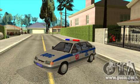 ВАЗ 2114 DPS pour GTA San Andreas