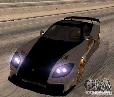 Mazda RX-7 MyGame Drift Team pour GTA San Andreas