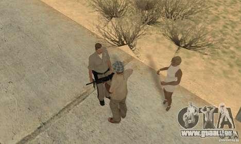 Hypnose dans San Andreas pour GTA San Andreas huitième écran