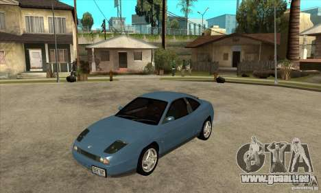 Fiat Coupe - Stock pour GTA San Andreas