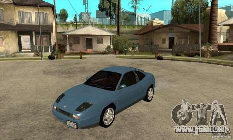 Fiat Coupe - Stock pour GTA San Andreas
