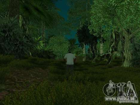Tropische Insel für GTA San Andreas neunten Screenshot