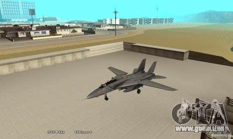 F14W Super Weirdest Tomcat Skin 1 für GTA San Andreas