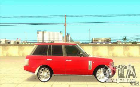 Arfy Wheel Pack 2 für GTA San Andreas sechsten Screenshot