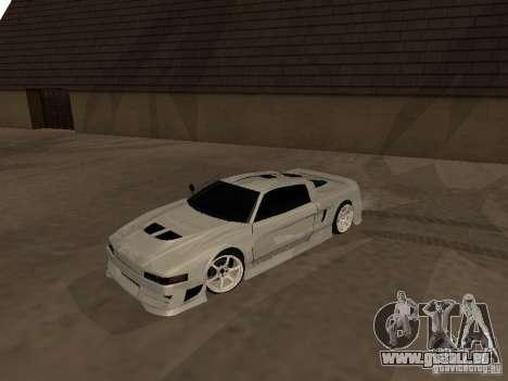 Infernus GT pour GTA San Andreas