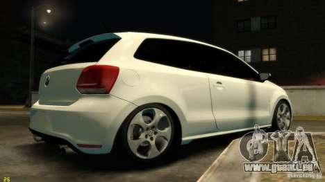 Volkswagen Polo v1.0 pour GTA 4 est un droit