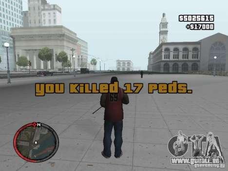 MASSKILL pour GTA San Andreas