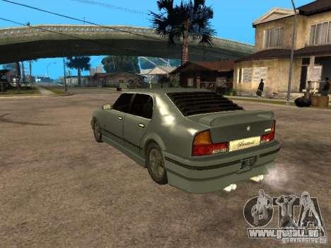 HD Mafia Sentinel pour GTA San Andreas laissé vue