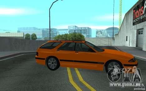 Schicht von GTA IV für GTA San Andreas Seitenansicht