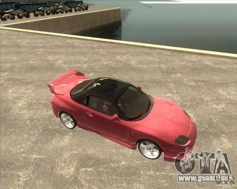 Mitsubishi FTO VeilSide für GTA San Andreas zurück linke Ansicht