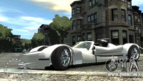 Ibis Formula GT pour GTA 4 est une gauche