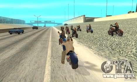 BikersInSa (die Biker In SAN ANDREAS) für GTA San Andreas