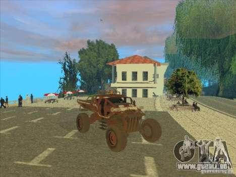 Wingy Dinghy v1.1 pour GTA San Andreas