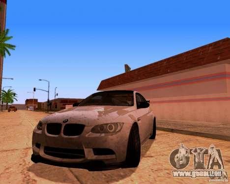 ENBSeries by DeEn WiN v2.1 SA-MP pour GTA San Andreas deuxième écran