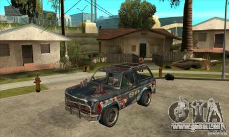 Blaster XL from FlatOut2 pour GTA San Andreas