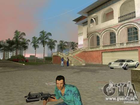 Superior Park National Waffen für GTA Vice City dritte Screenshot