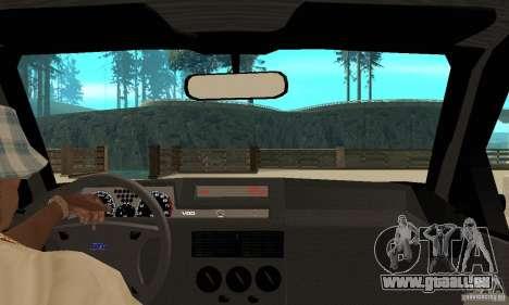 Fiat Tipo 2.0 16V 1995 pour GTA San Andreas vue de droite