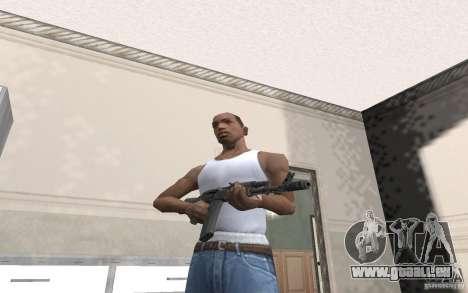AK-74 m pour GTA San Andreas deuxième écran