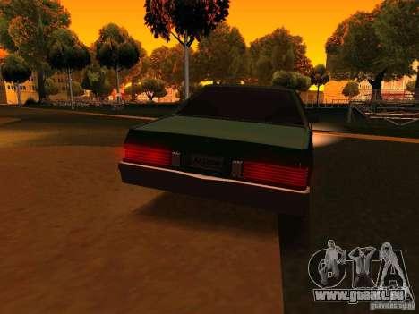 Chevrolet Malibu 1980 für GTA San Andreas