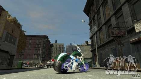 HellFire Chopper pour GTA 4 est une gauche
