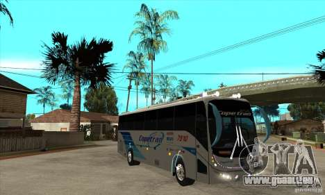 AGA Polaris für GTA San Andreas Rückansicht
