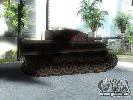 Tiger für GTA San Andreas