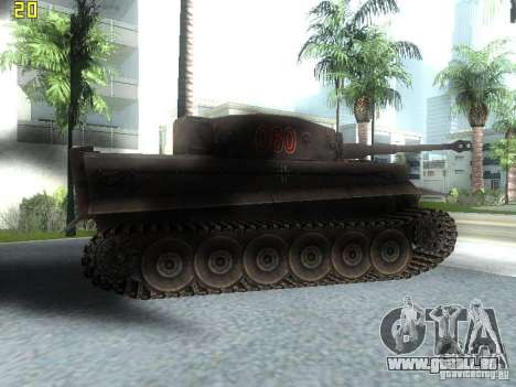 Tiger pour GTA San Andreas
