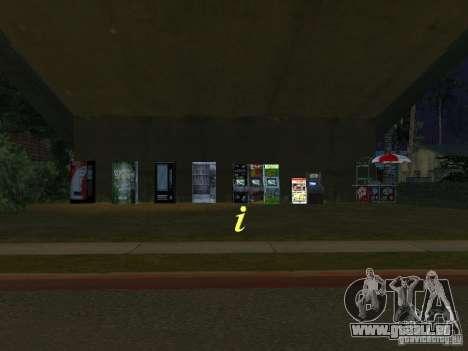 Le New Grove Street pour GTA San Andreas sixième écran