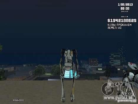 P-body für GTA San Andreas