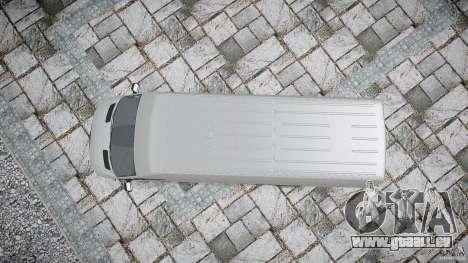 Mercedes Benz Sprinter Long Version für GTA 4 rechte Ansicht