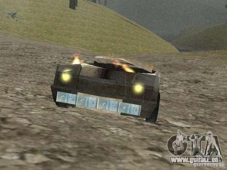 GhostCar pour GTA San Andreas