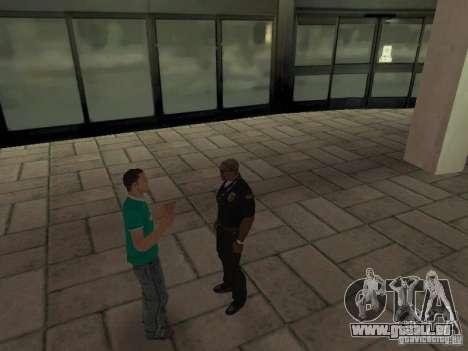 SFnews ou la possibilité de donner une interview pour GTA San Andreas deuxième écran