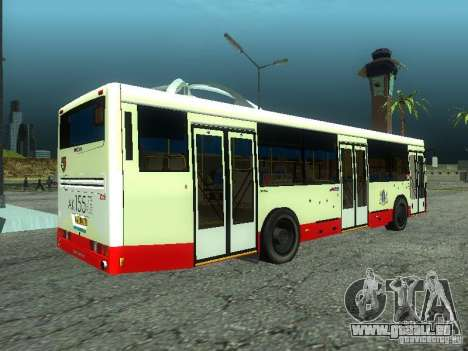 Nefaz 5299 10-32 pour GTA San Andreas laissé vue
