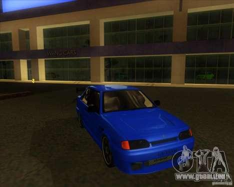 VAZ 2115 coupé pour GTA San Andreas