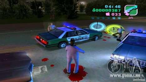 L'écoulement du sang GTA Vice City pour la deuxième capture d'écran