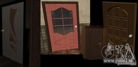 Gen Doors für GTA San Andreas
