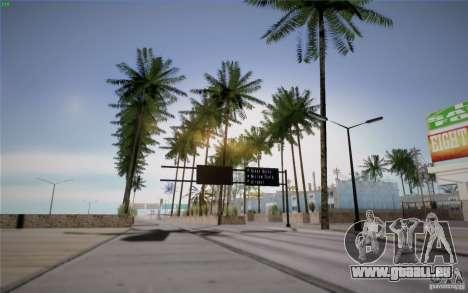 CreatorCreatureSpores Graphics Enhancement für GTA San Andreas sechsten Screenshot