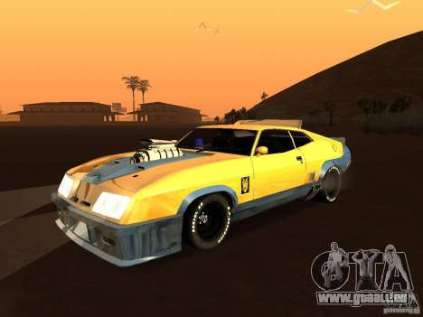 Ford Falcon XB Coupe Interceptor für GTA San Andreas