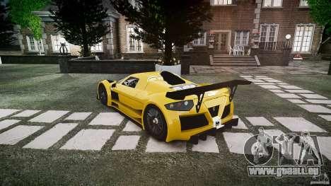 Gumpert Apollo Sport v1 2010 pour GTA 4 est un droit