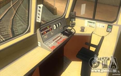 ÈD9M-0132A pour GTA San Andreas vue arrière