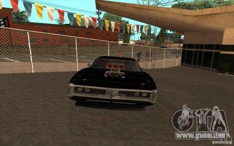 Ducs de GTA4 pour GTA San Andreas laissé vue