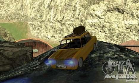 VAZ 2101 RATTE LOOK für GTA San Andreas