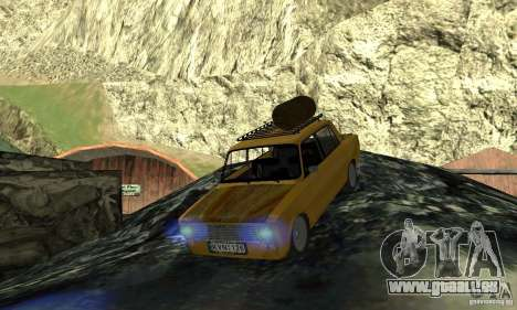 VAZ 2101 RAT LOOK pour GTA San Andreas