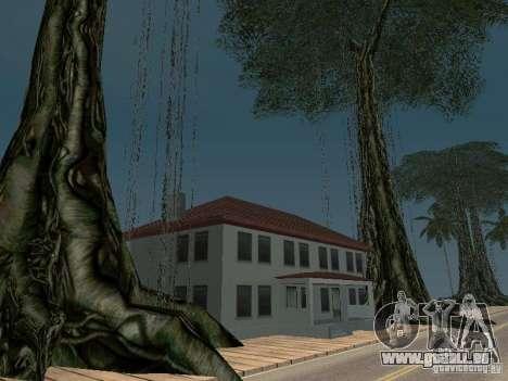Das Geheimnis der tropischen Inseln für GTA San Andreas dritten Screenshot